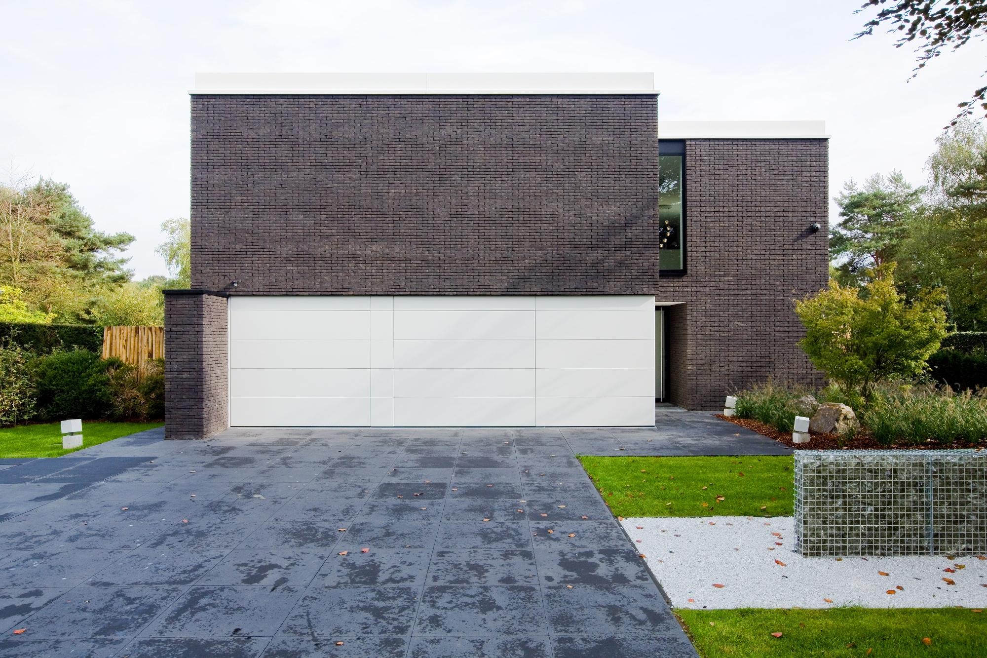 Woningen nieuwbouw woningen verbouwing vrijstaande woning s3architecten mechelen - Zomer keuken steen ...