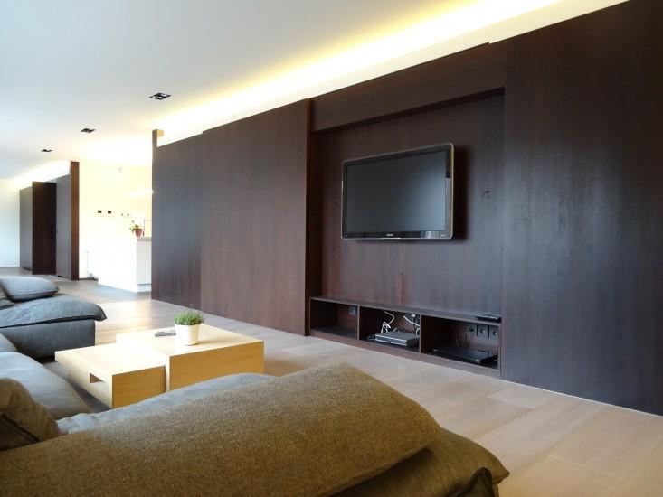 Interieur en inrichting inrichting loft s3architecten for Interieur loft