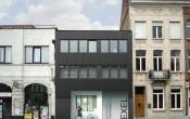 verbouwing van winkel en woning te Mechelen