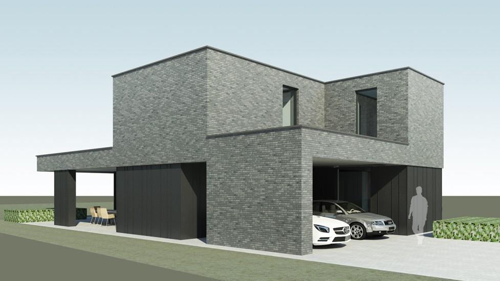 S3A nieuwbouw woning OLV Waver 01