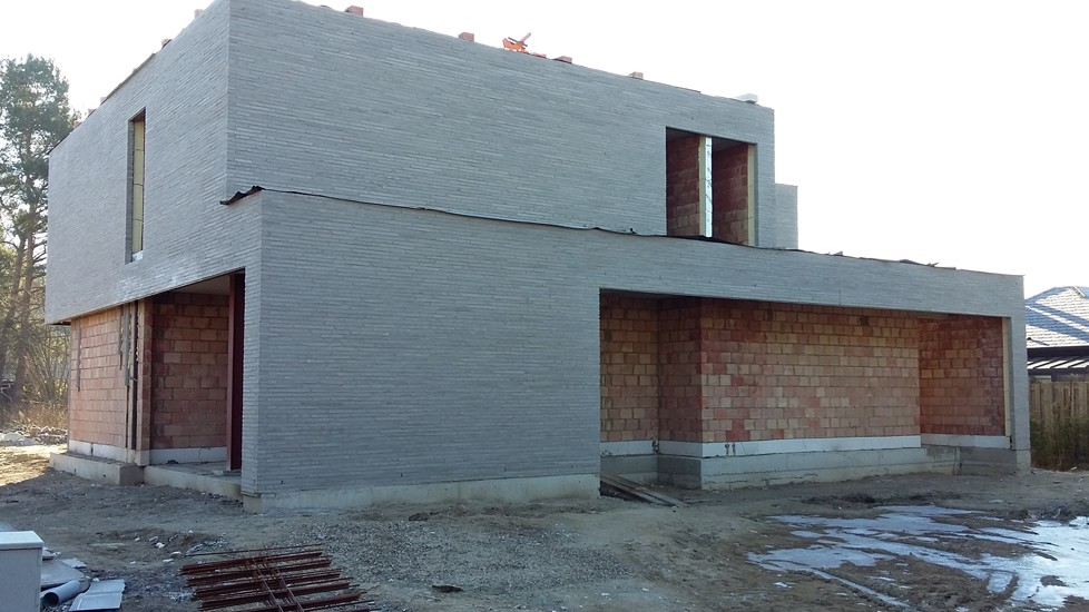 S3A villa in grijze gevelsteen 04