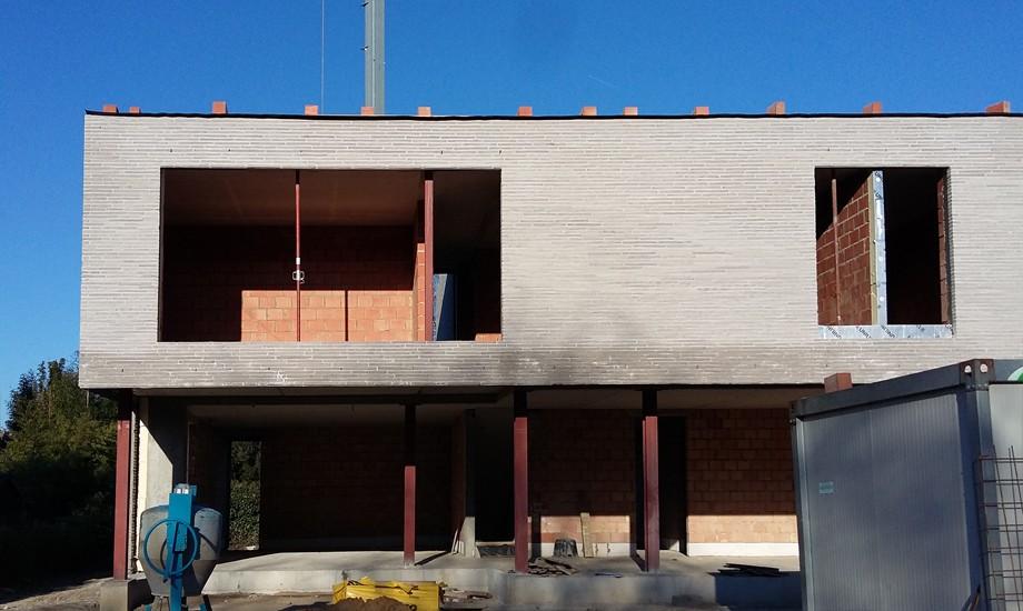 S3A villa in grijze gevelsteen 05
