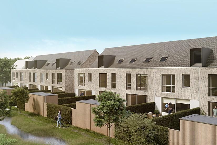 S3A_woonproject Bankstraat_11 appartementen en 11 woningen_05