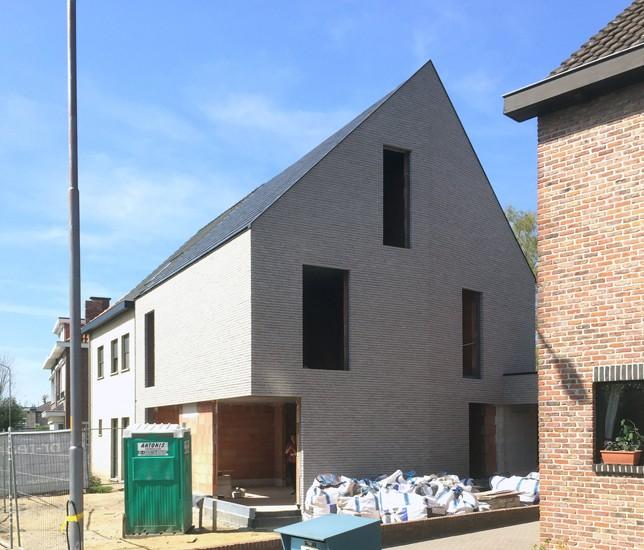 S3A villa in grijze gevelsteen Mechelen 02