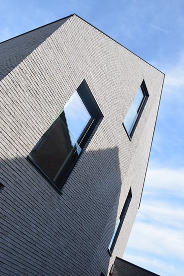 S3A villa in grijze gevelsteen Mechelen 13