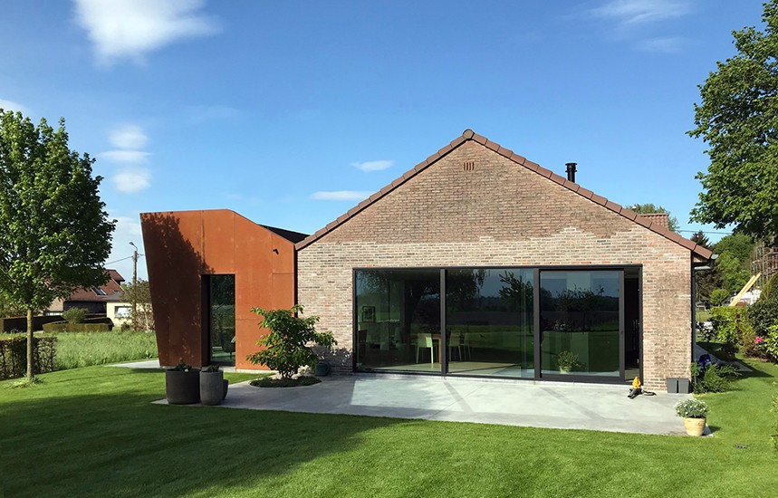 S3A verbouwing woning Meise 02