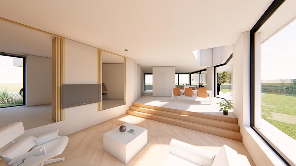 S3A_vrijstaande woning lichtgrijze genuanceerde gevelsteen 04